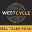 CLAIRE TYRRELL TALKS WESTCYCLE ROAD AND TRACK
